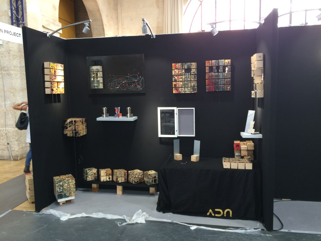 Stand Expo 4art Paris